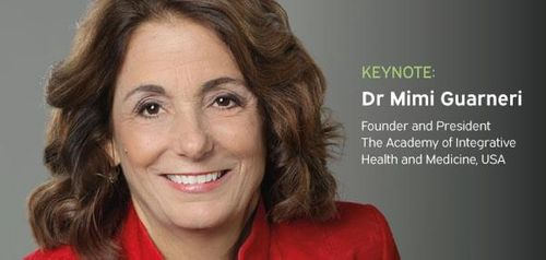 Press Release: Award-winning integrative cardiologist Dr Mimi Guarneri to deliver keynote presentation