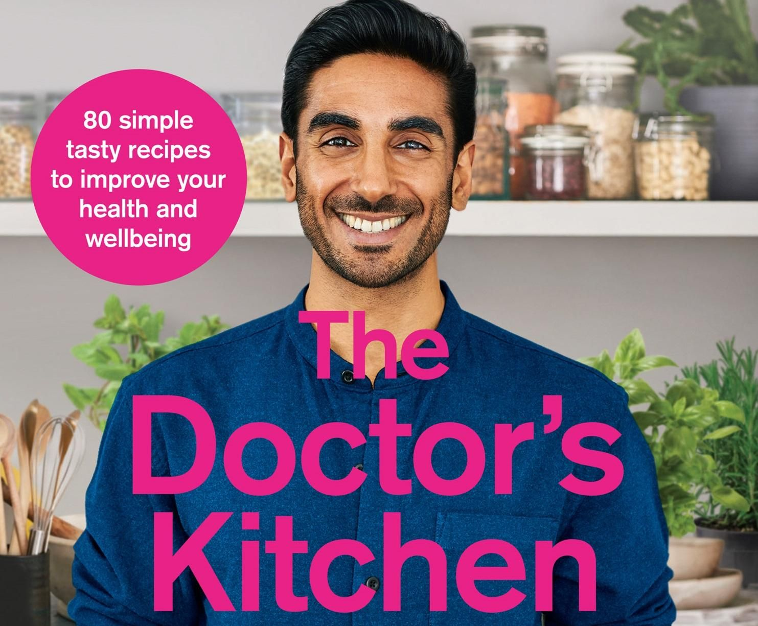 Dr Rupy Aujla from the Doctors Kitchen proudly supports the ECIM 2020