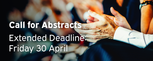 Call for Abstracts Deadline - Extended to 30 April 2021