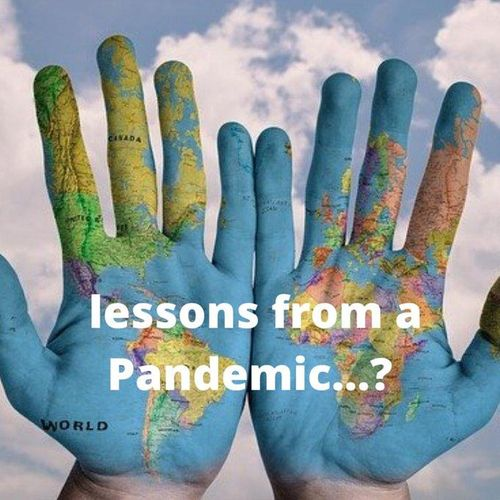 BHMA Student Essay Competition: Holistic Lessons from a Pandemic