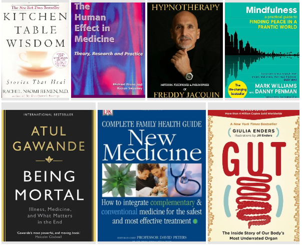 Books that changed our lives: College of Medicine share their favourite inspirational reads