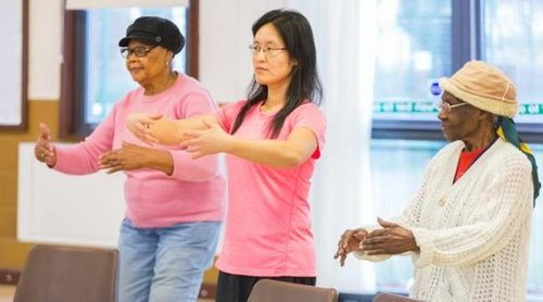 Dance 'with artistic active ingredients' can help reduce falls in older people