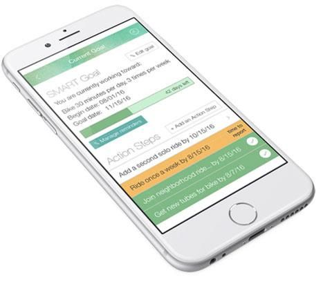 Wellness App that is using an integrative whole health model
