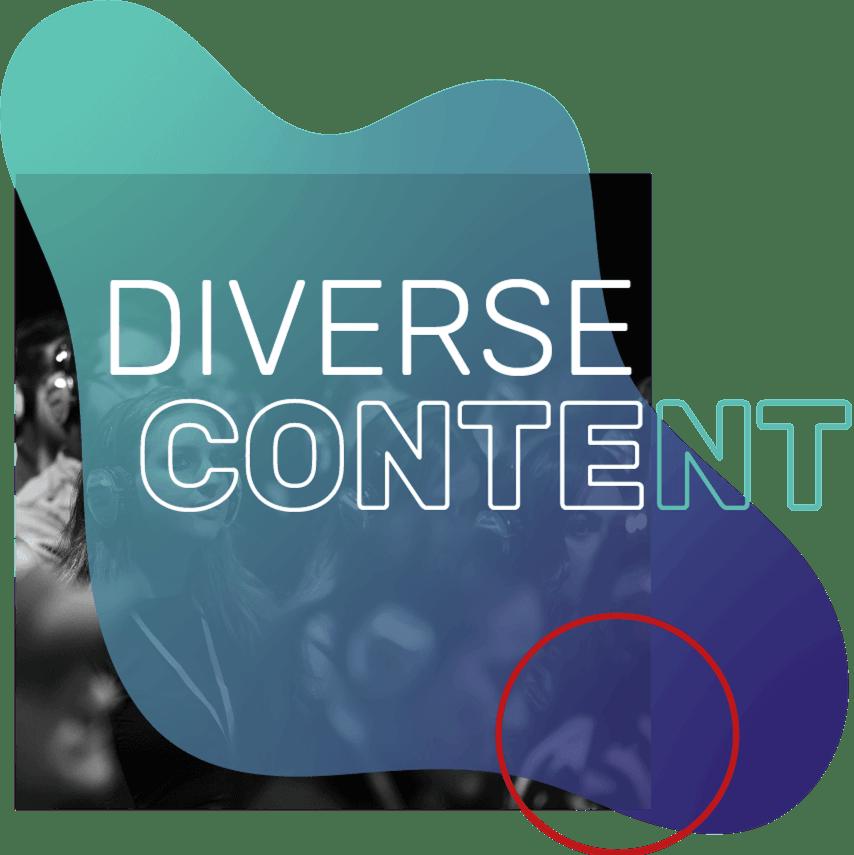 Diverse Content