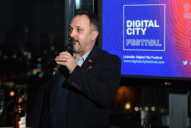 Introducing the Digital City Network