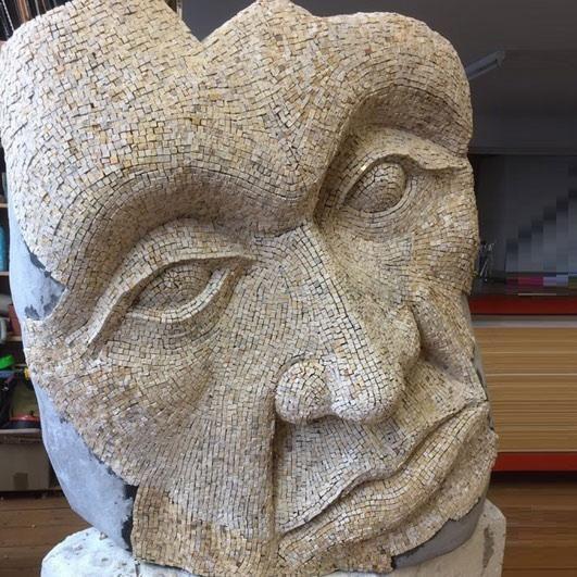Head mosaic