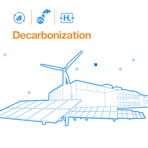 Join the Decarbonization debate
