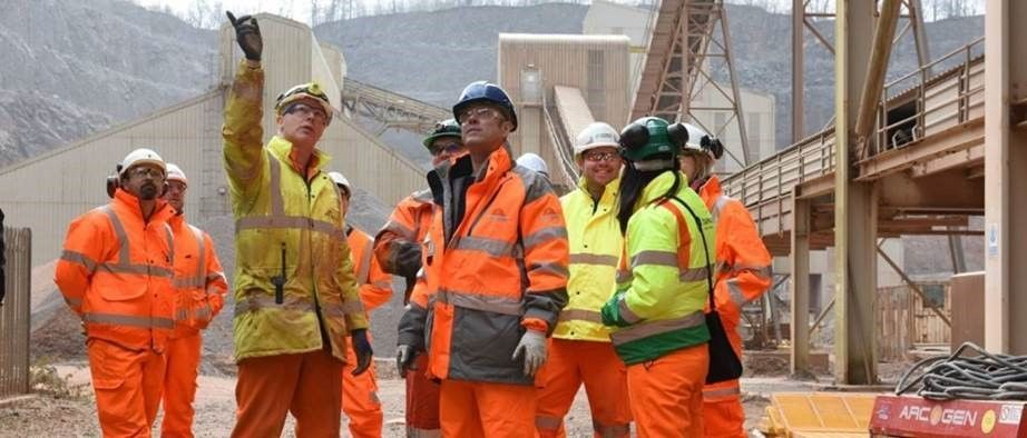 The Institute of Quarrying Creating Future Leaders: Building Skills for the Future