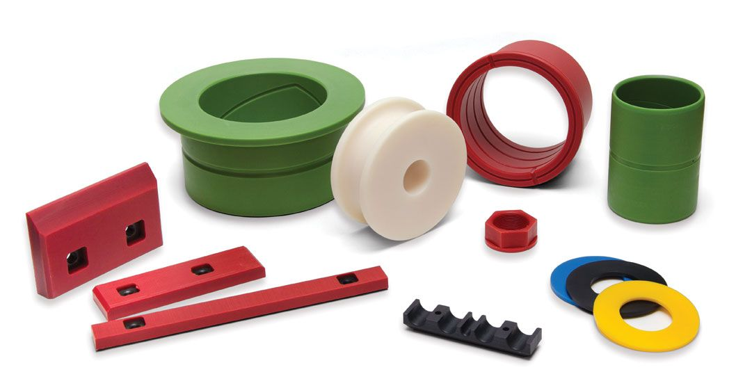 Nylacast precision-engineered polymer components