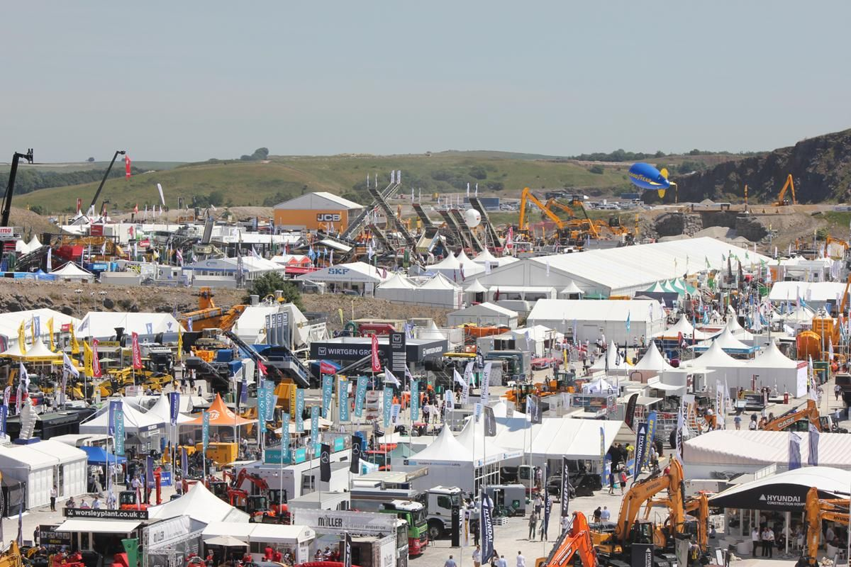 550 exhibitors confirmed for a record-breaking Hillhead