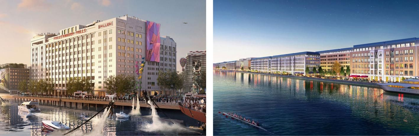 Silvertown and Royal Albert Docks