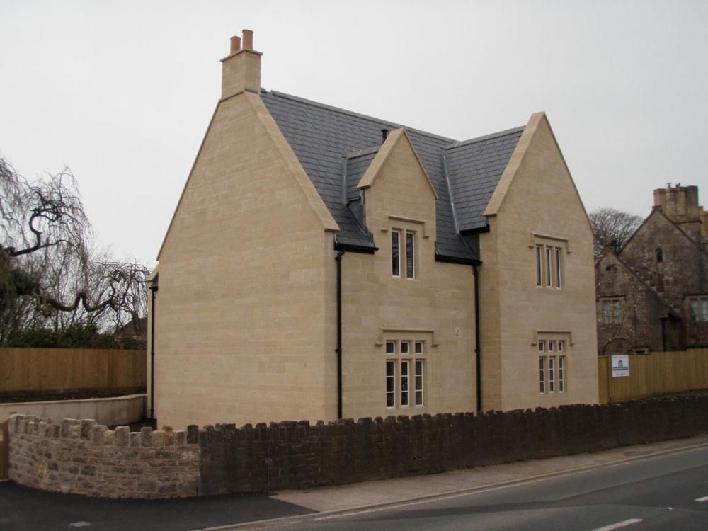 Doulting Ashlar House