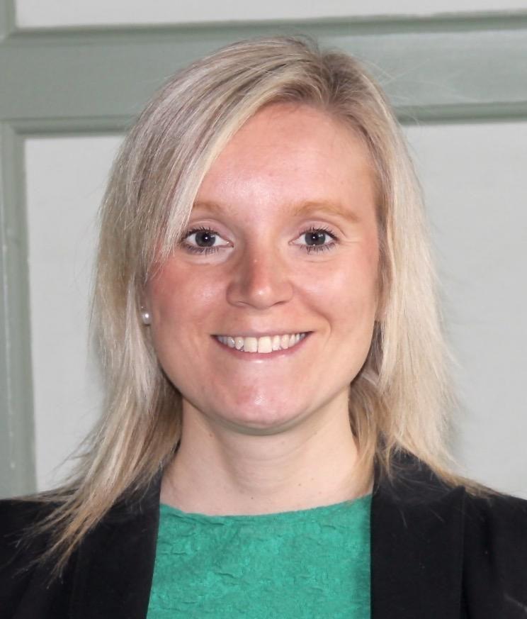 Claire Hallmey