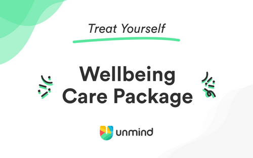 Treat Yourself - Wellbeing Care Package