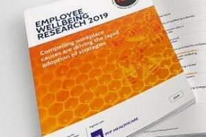 Research: uptake of wellbeing strategies up 130% over three years