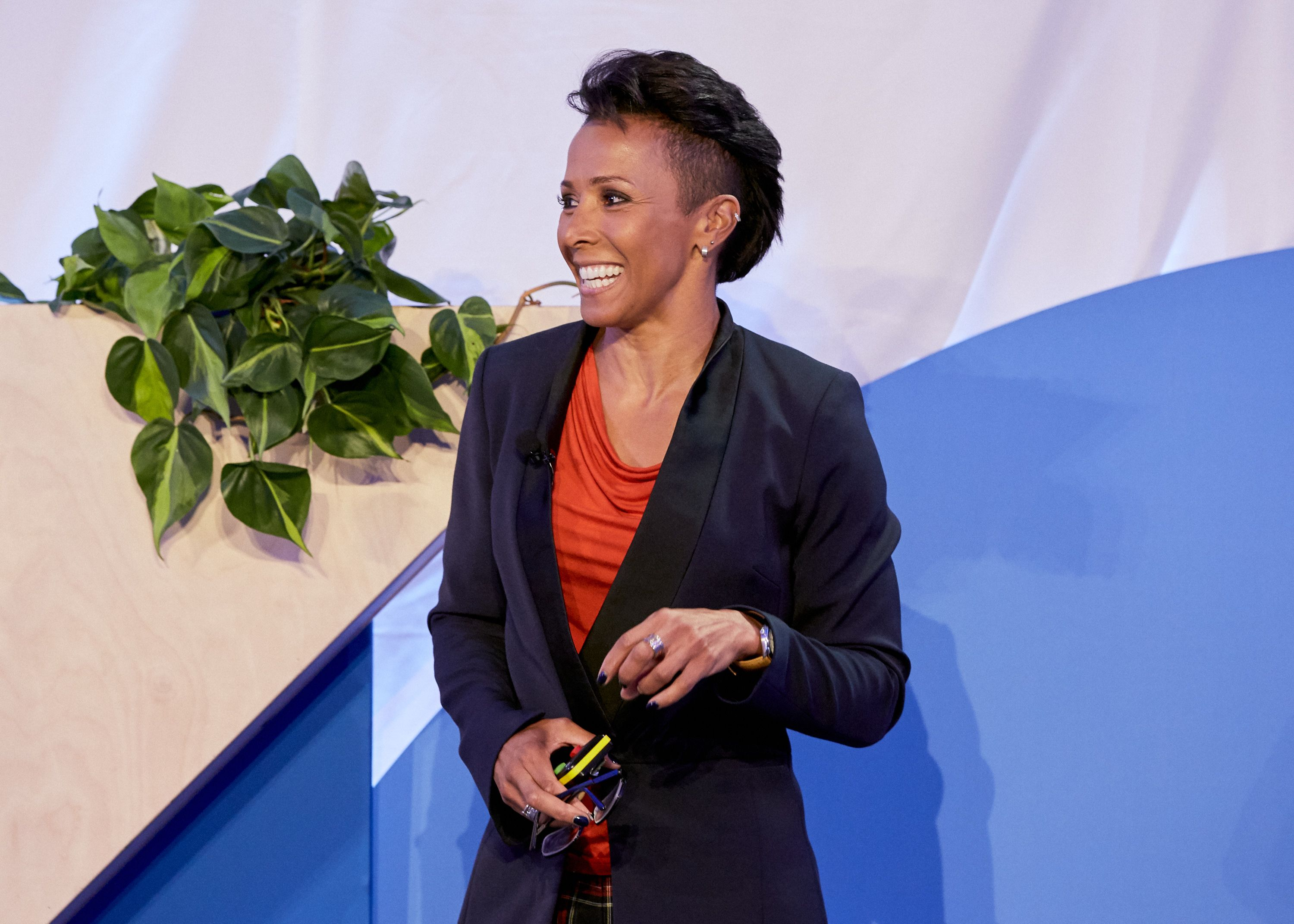 Dame Kelly Holmes MBE on learning to thrive