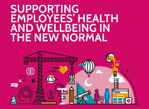 Health and wellbeing for the 'new normal'