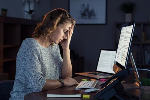 Employee stress can lead to burn out. Here's 4 ways to tackle this issue