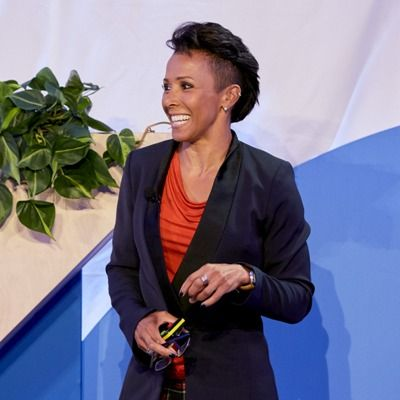 Dame Kelly Holmes MBE