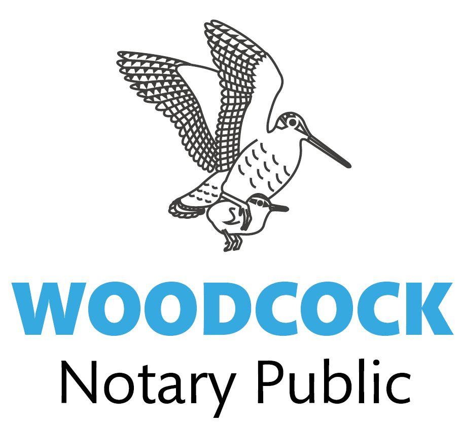 Woodcock Notary Public
