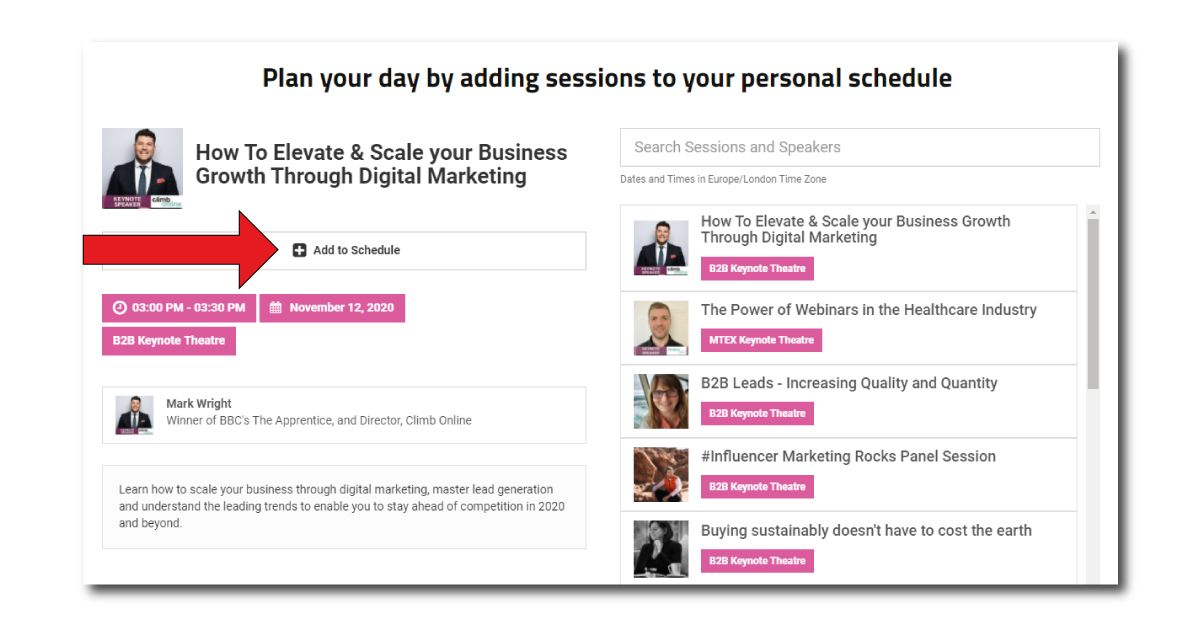 Schedule-Agenda-Example