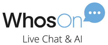 WhosOn Live Chat & AI