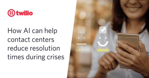 On-Demand Webinars: How AI can help contact centers resolve issues faster during crisis