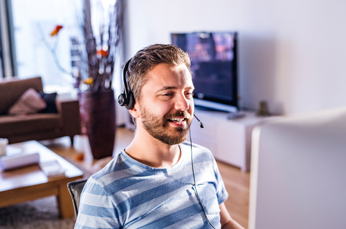 Back to work (from home)? Here's what you need to know about setting up a remote contact centre