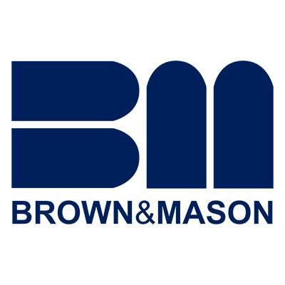 Brown and Mason