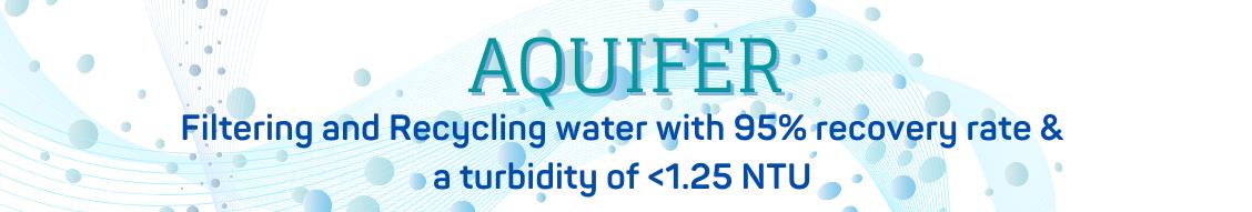 Aquifer Water Filtration