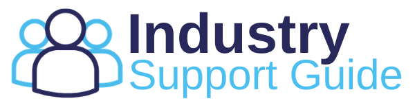 industry support guide logo