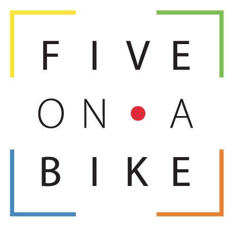 Five on a Bike