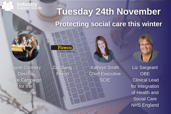 Protecting social care this winter