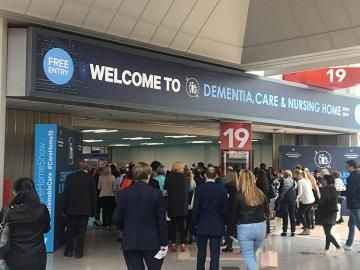 Dementia, Care & Nursing Home Expo Post Show Review