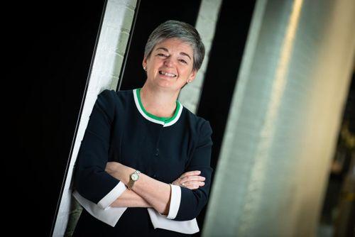 Jane Ashcroft, CBE