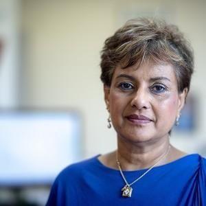 Nadra Ahmed OBE