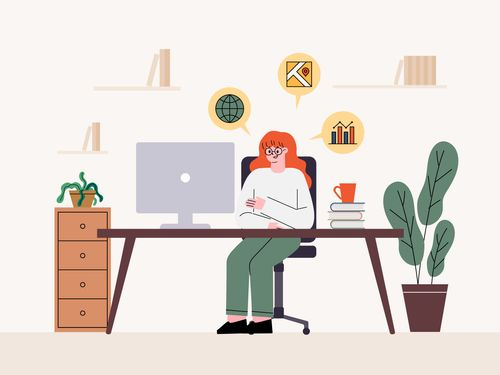 3 Tips for Working Efficiently Remotely