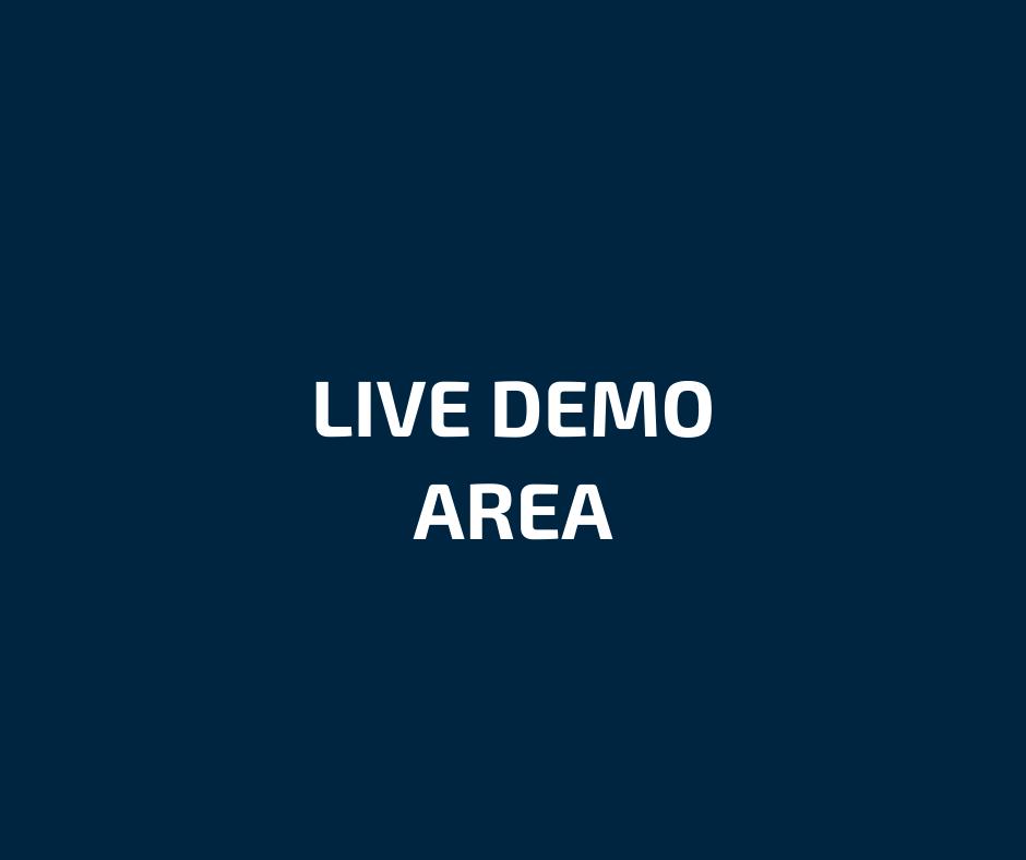 Live Demo Area