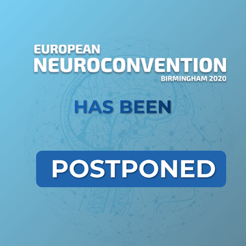 The European Neuro Convention 2020 and All Co-Located Events Rescheduling Due to Coronavirus