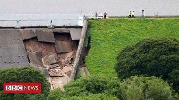 Environment Agency Springs To Action as Toddbrook Dam is Damaged by Rainwater Flooding