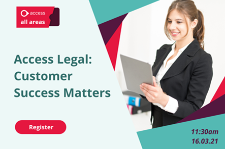 Customer Success Matters - 11.30am, 16.03.21