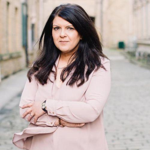 Sarah Khan-Bashir MBE