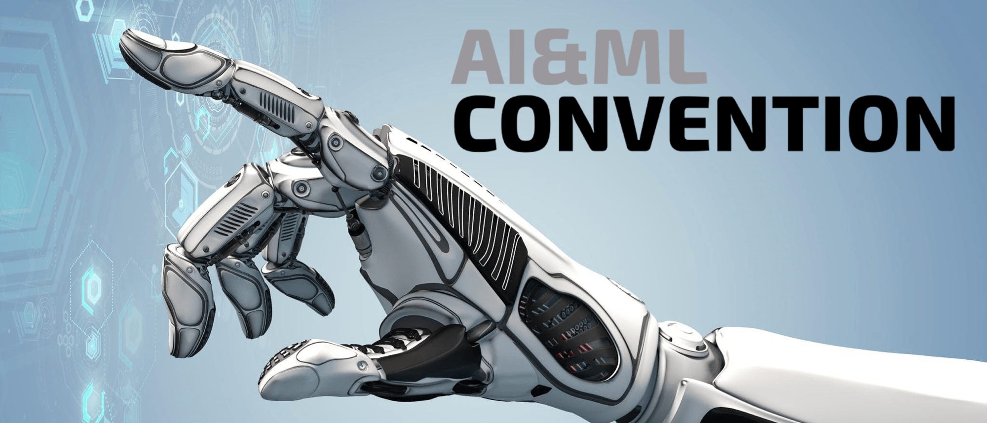 AI ML convention