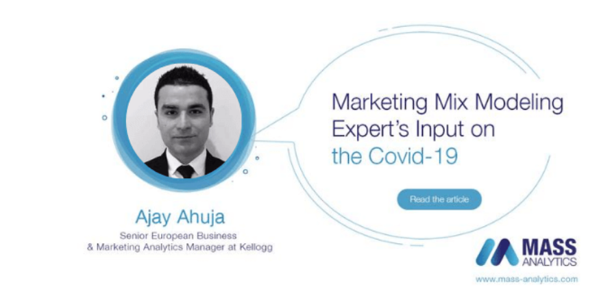 DOWNLOAD: Marketing Mix Modeling Expert's Input on the Covid-19