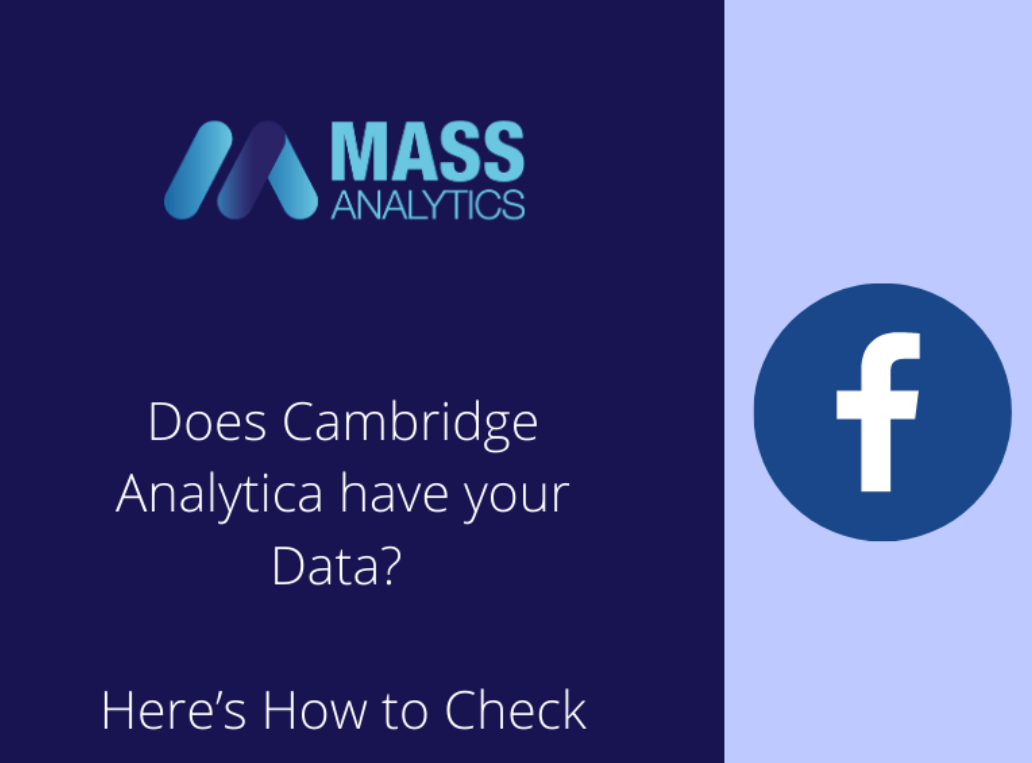 DOWNLOAD: Does Cambridge Analytica have your Data? Here's how to Check