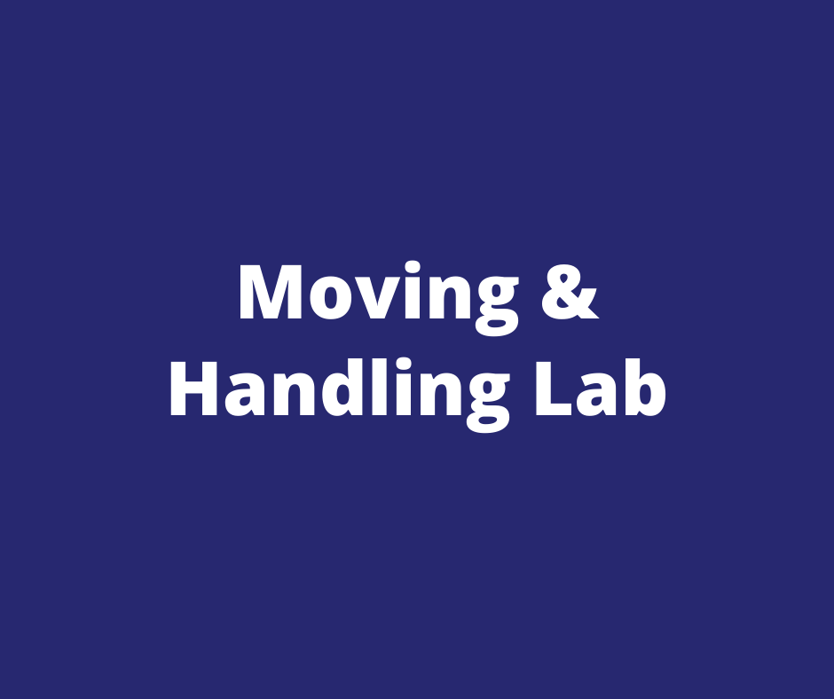 moving and handling lab