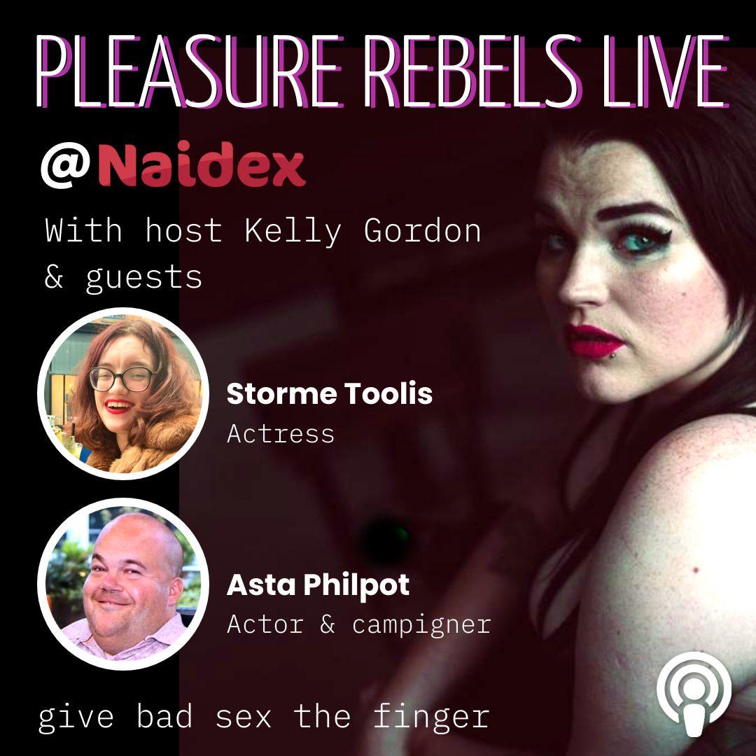 Pleasure Rebels Podcast