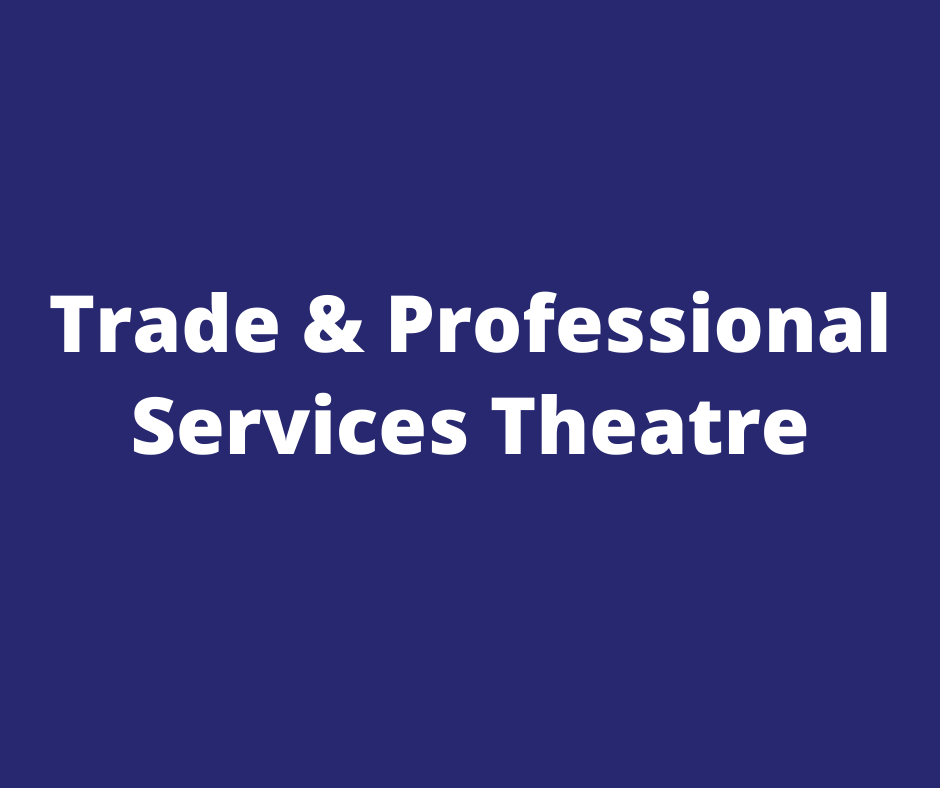 trade and professional services theatre