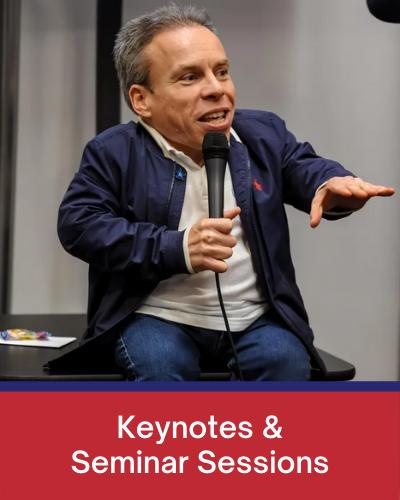 Keynotes & Seminar Sessions