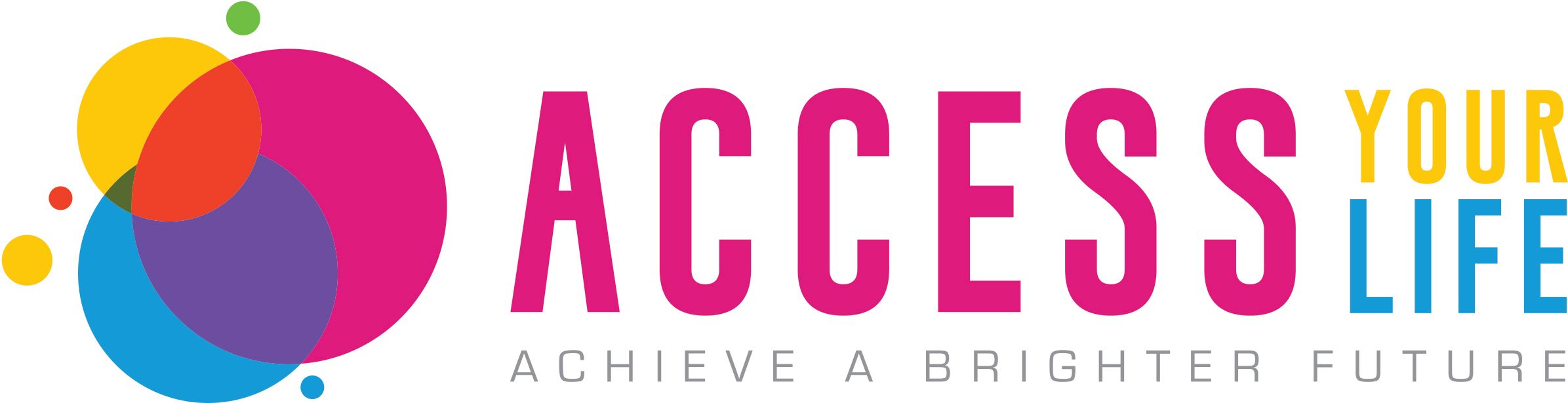 Access your life logo.